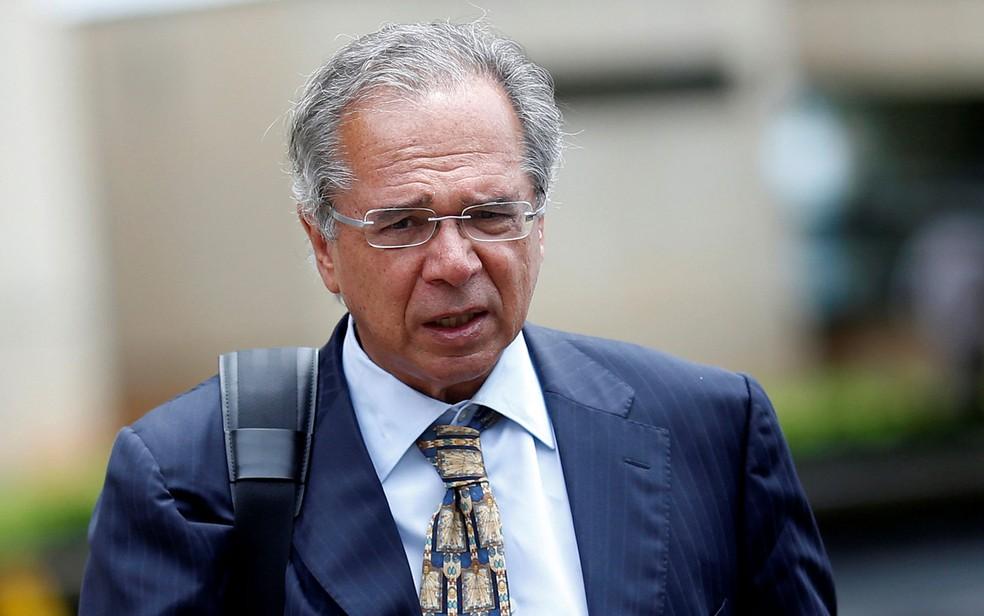 O economista Paulo Guedes, futuro ministro da Economia — Foto: Adriano Machado/Reuters