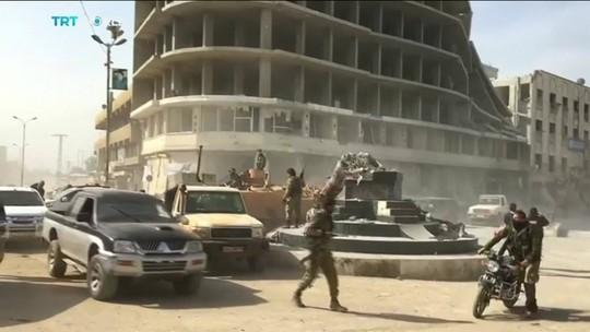 Damasco condena 'ocupação turca' de Afrin e exige retirada imediata
