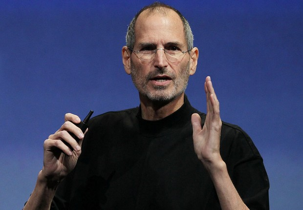 Steve Jobs (Foto: Justin Sullivan/Getty Images)