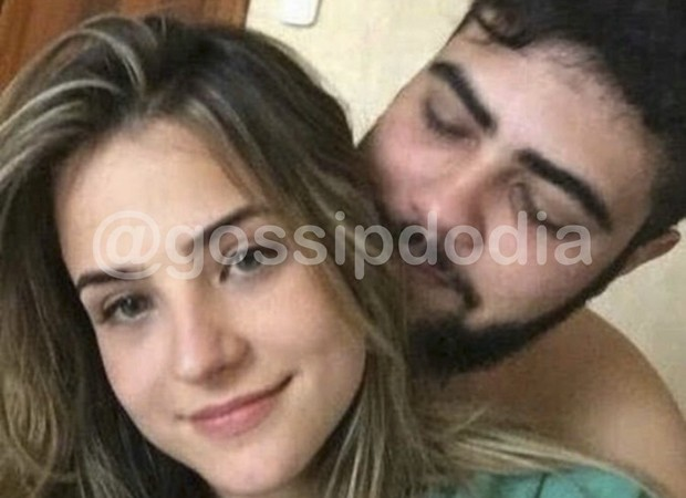 Gabi Martins e Henrique, da dupla com Juliano (Foto: Reprodução/Instagram/Gossip do Dia)