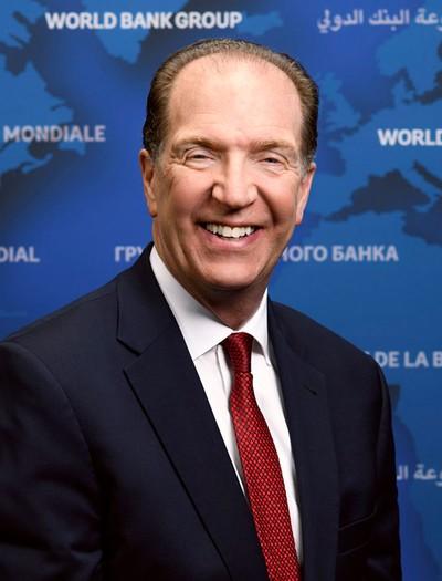banco-mundial-presidente-malpass (Foto: Divulgação/Banco Mundial)