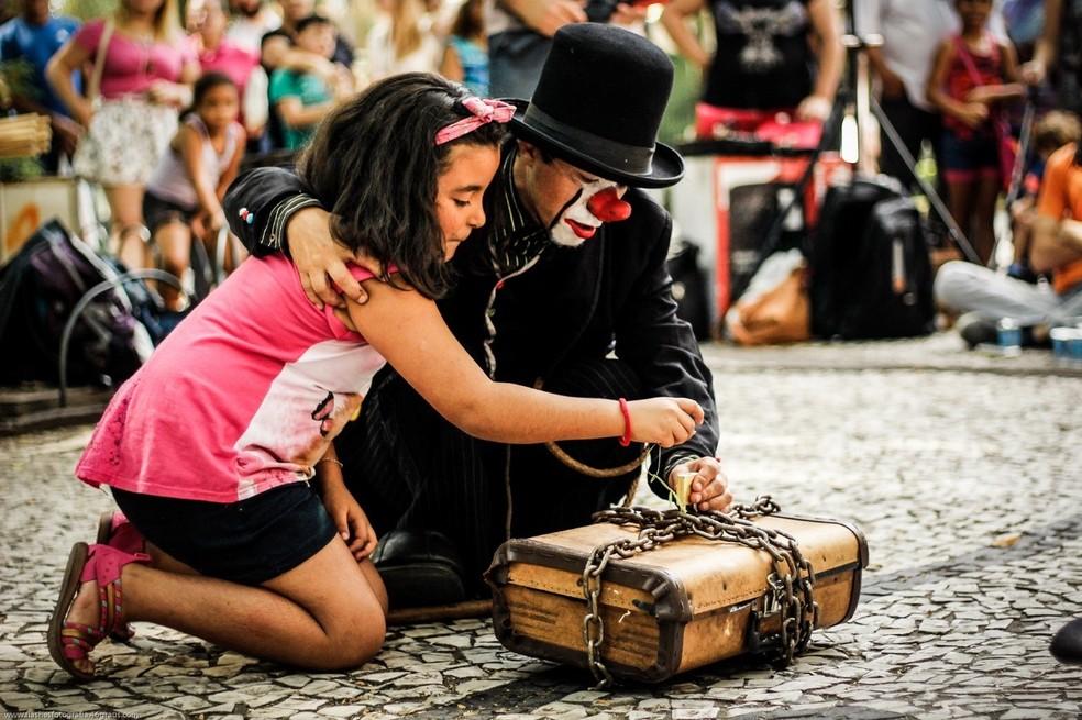 Licença pra eu passar  (Foto: Divulgação/Festival de Curitiba)