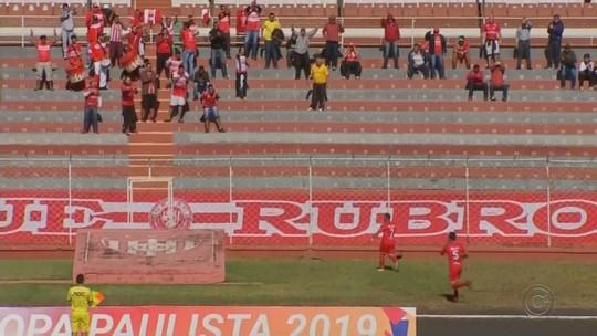 Noroeste vence o Velo Clube jogando em casa pela Copa Paulista