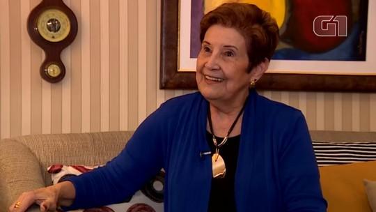 'Os livros têm que fazer parte da nossa vida' diz a patrona Marô Barbieri sobre a Feira do Livro