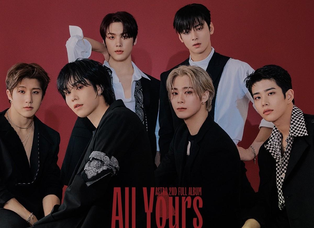 ASTRO faz comeback com segundo álbum da carreira, 'All Yours' - Quem   K-Pop