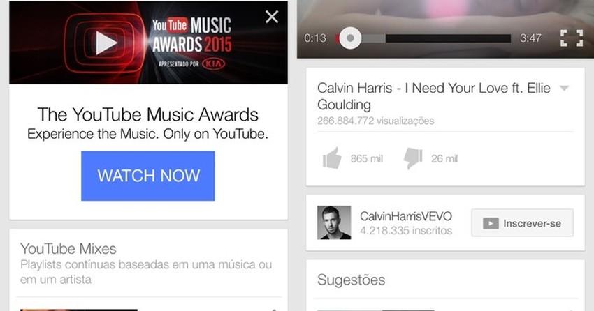 YouTube: como resolver problemas de reprodução de vídeo no Android