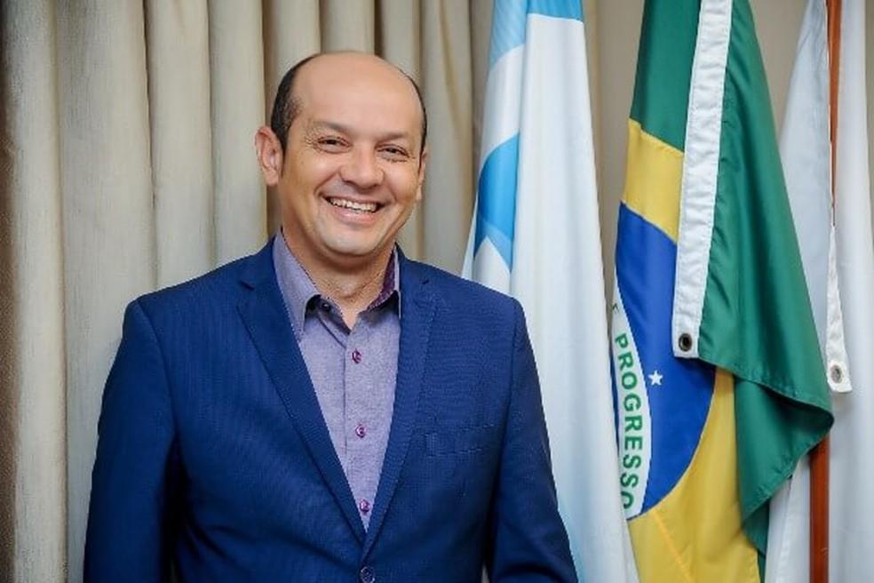 Júlio Oliveira teve o mandato de prefeito de Augustinópolis cassado — Foto: Douglas Gomes/PRB