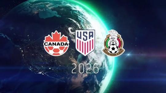 Estados Unidos repercute a vitória como uma das três sedes da Copa 2026