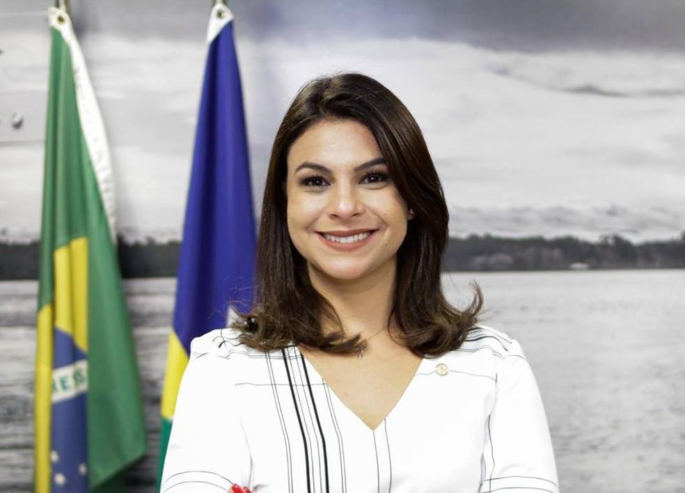 Mariana Carvalho — Foto: Reprodução/Facebook