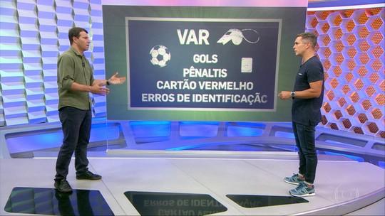 Corinthians 1 x 2 Cruzeiro: comentarista analisa polêmicas do VAR na final da Copa do Brasil