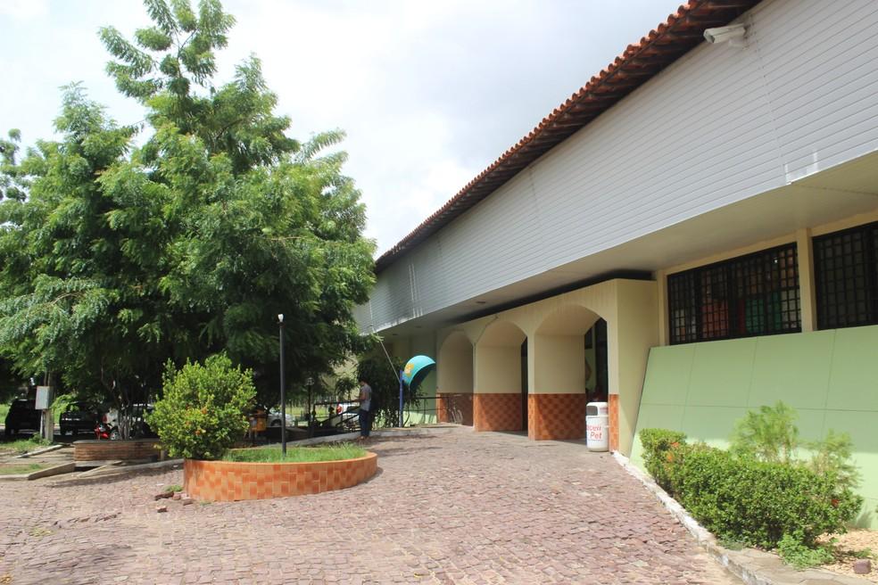 Hospital Veterinário Universitário em Teresina (Foto: Junior Feitosa/ G1)