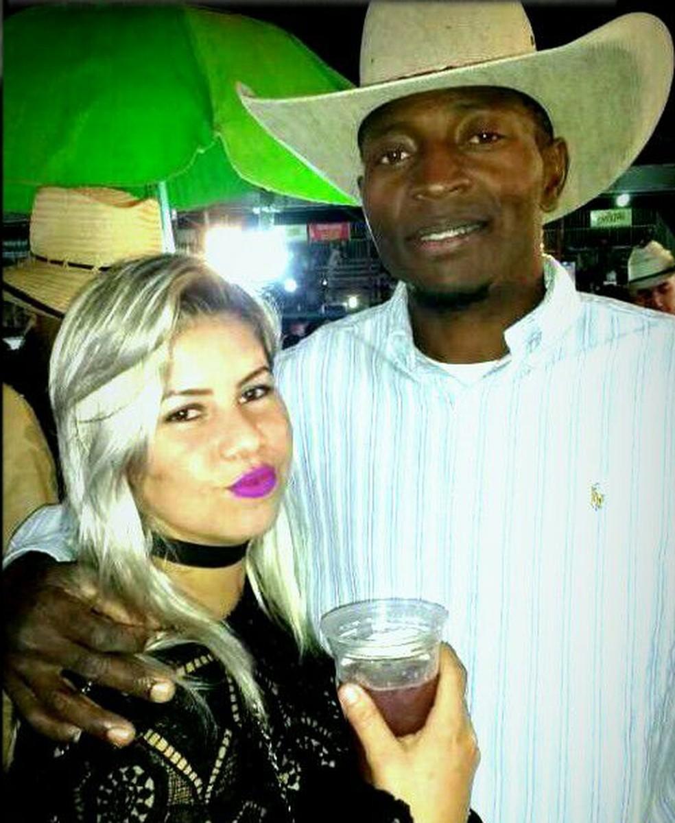 Suelen Camilo foi morta com golpes de machado pelo marido Antônio Barbosa em Votuporanga — Foto: Reprodução/Facebook