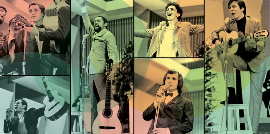 A música do Brasil se reflete na tela da TV há 70 anos