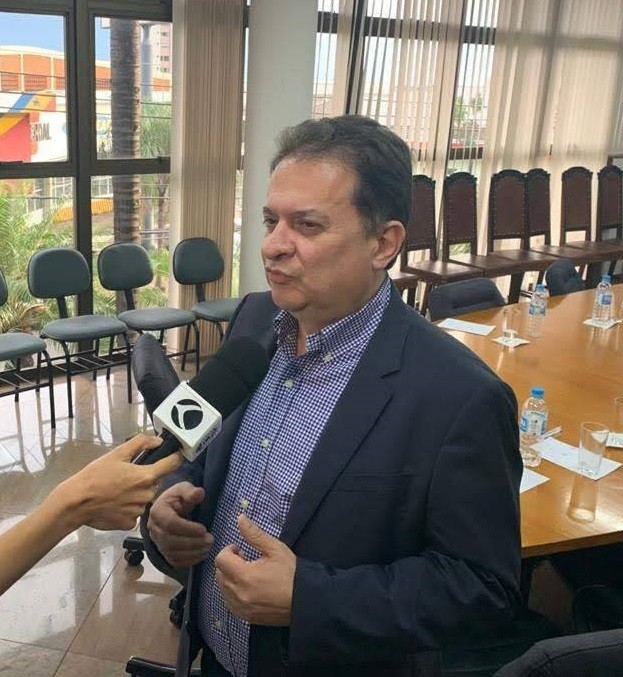 Deputado estadual pelo Triângulo Mineiro, Leonídio Bouças tem alta após tratar Covid-19 em hospital de São Paulo