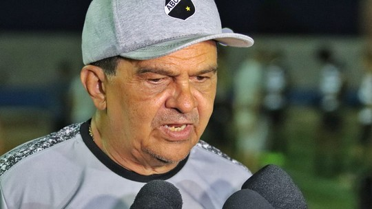 Foto: (Luciano Marcos/ABC FC)