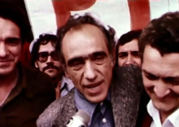 A volta do irmão do Henfil: Betinho retorna do exílio em 1979 (Foto: Reprodução)