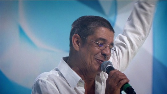 Zeca Pagodinho anima o fim de ano do Fantástico