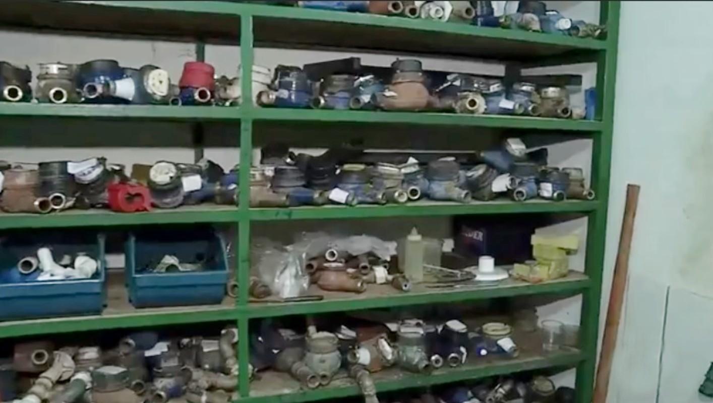 Ourinhos registra aumento nos casos de furto de água durante racionamento