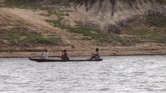 Moradores denunciam crime ambiental contra o Rio Pindaré