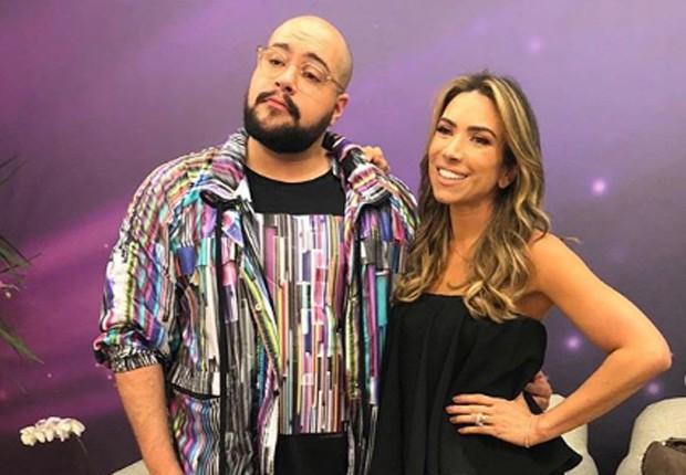 Tiago Abravanel e Patricia Abravanel (Foto: Reprodução/Instagram)