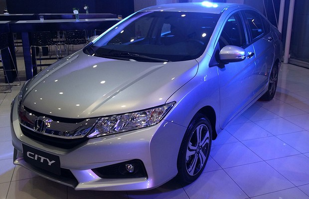 Corolla Vs Honda >> Honda City 2016 tem preços entre R$ 58 mil e R$ 77.900 - AUTO ESPORTE | Notícias