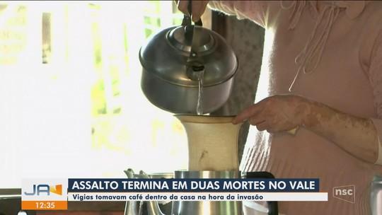 Dois suspeitos morrem em tentativa de assalto a casa em Ascurra