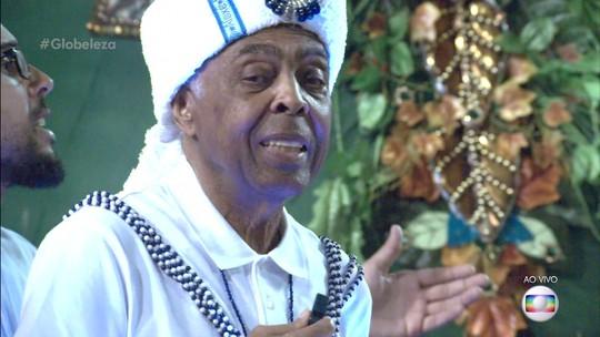 Vai-Vai envolve o público do Anhembi com desfile sobre Gilberto Gil