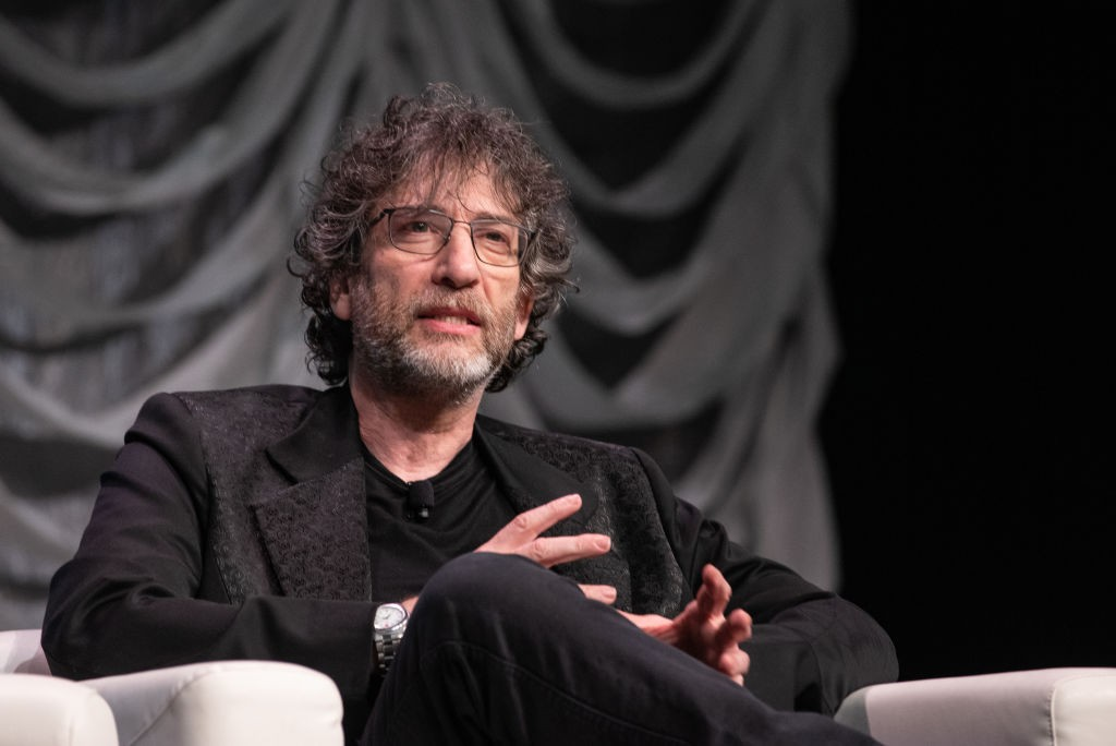 O autor e quadrinista Neil Gaiman (Foto: Jim Bennett/WireImage/Getty Images)