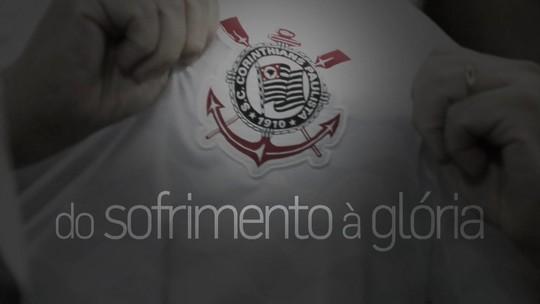 Minidocumentário mostra ressurgimento do Corinthians em uma década