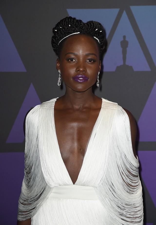 Lupita Nyong'o no Governor's Ball (Foto: Getty Images)