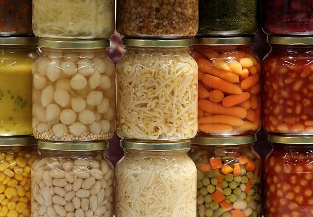 Vegetais orgânicos - comida orgânica - orgânico -  (Foto: Miguel Villagran/Getty Images)