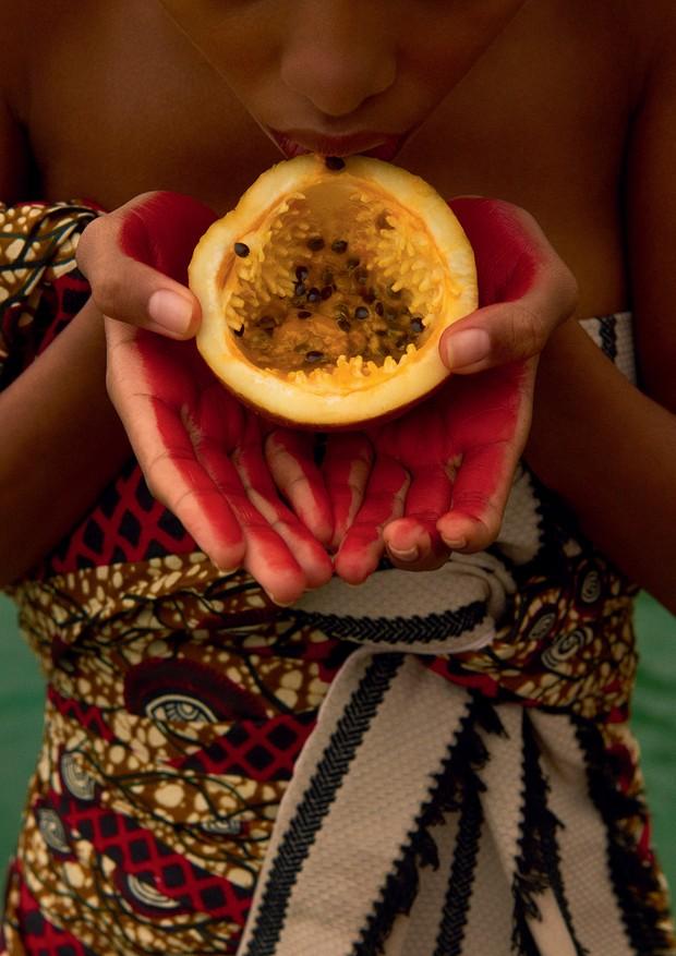 Comer e ponto (Foto: Zee Nunes/ Arquivo Vogue)