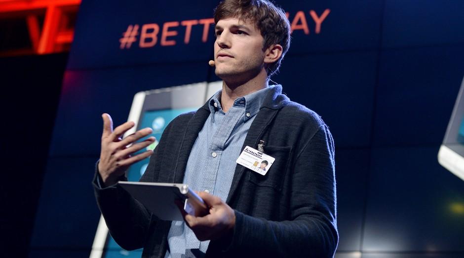 Ashton Kutcher é fundador da startup Thorn (Foto: Reprodução)