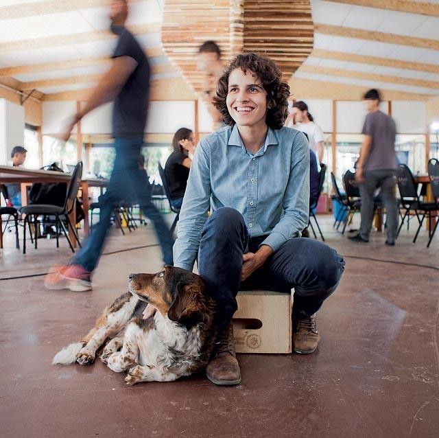 Juliana Glasser, da Carambola: projetos para grandes clientes e capacitação de profissionais (Foto: Daniela Toviansky)