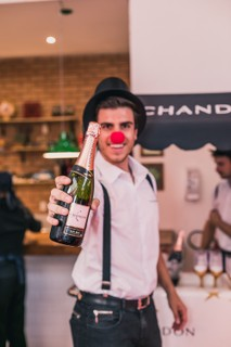 Para as mamães e papais: Chandon!