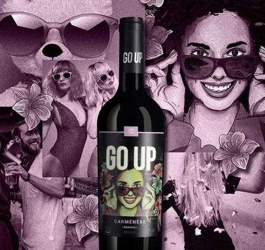 Go Up Carménère 2018: dica da Total Vinhos