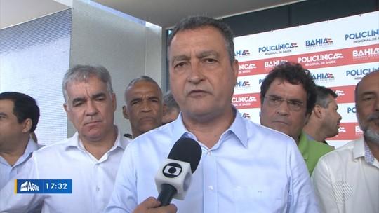 Governador Rui Costa comenta sobre medidas para reduzir impacto da greve dos caminhoneiros