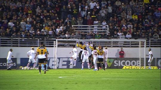 Bragantino 1 x 1 Criciúma: confira os gols e melhores momentos da partida