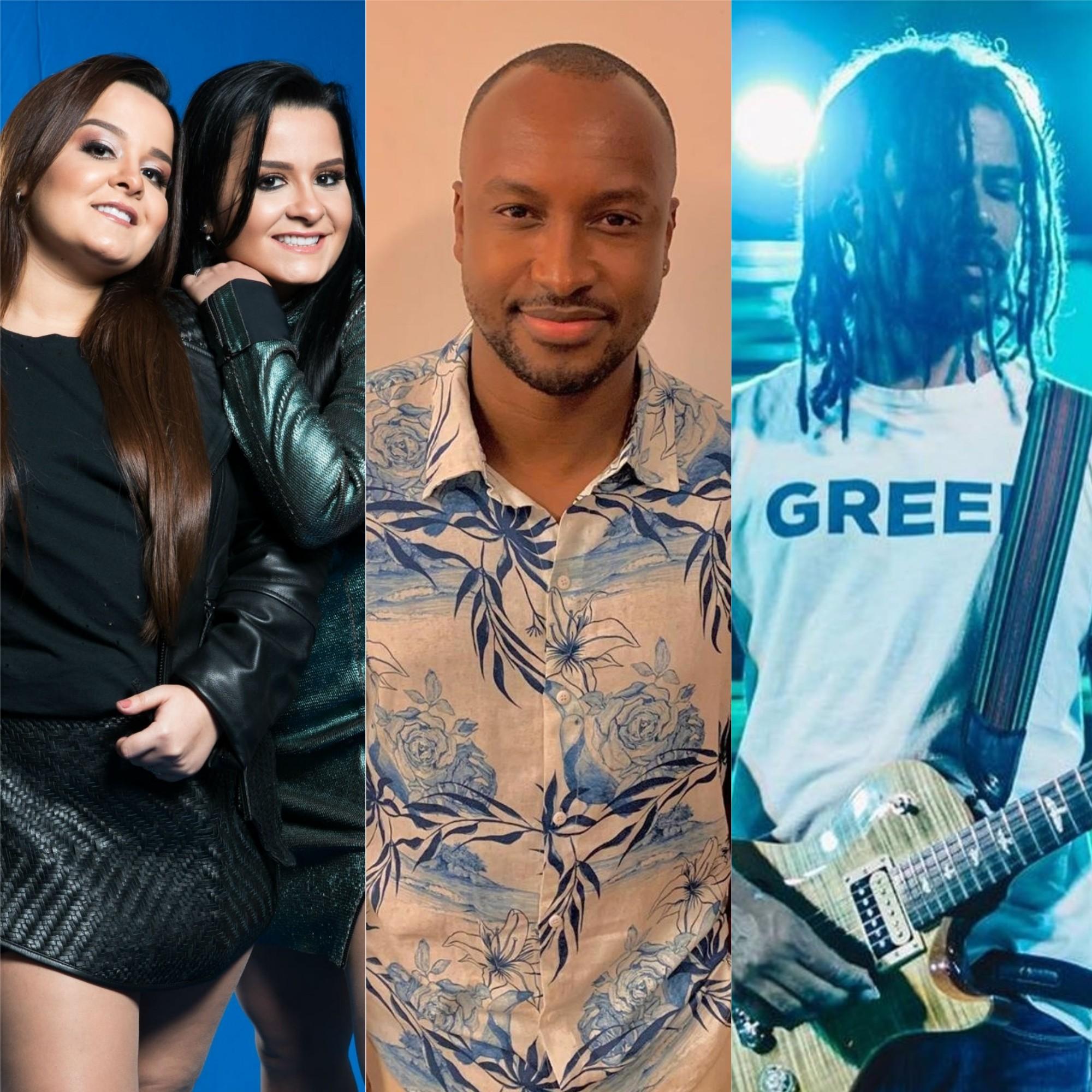 Lives de hoje: Maiara e Maraisa, Thiaguinho, Natiruts e mais shows para ver em casa