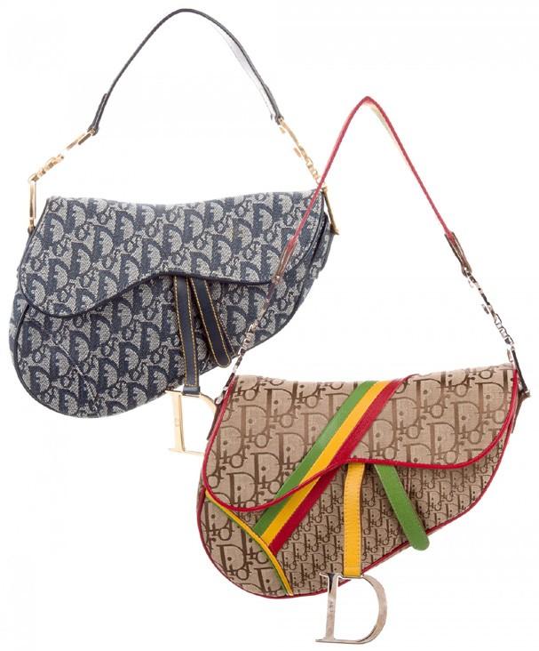 Bolsa Saddle, da Dior (Foto: Reprodução)