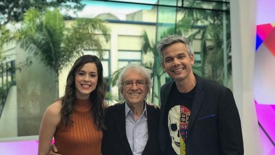 Juca de Oliveira é homenageado em 'Meu Vídeo É Um Show'