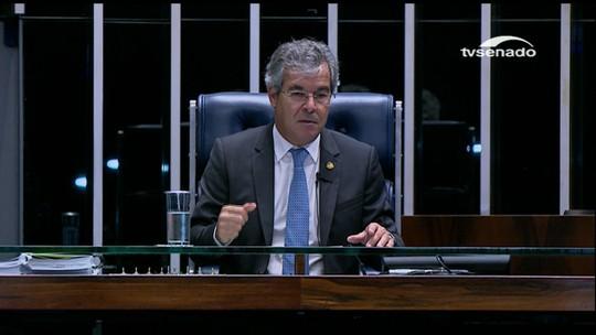 Jorge Viana diz que votações só vão acontecer depois de decisão do STF sobre Renan