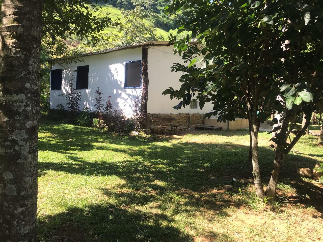 A propriedade fica na região de Mazomba