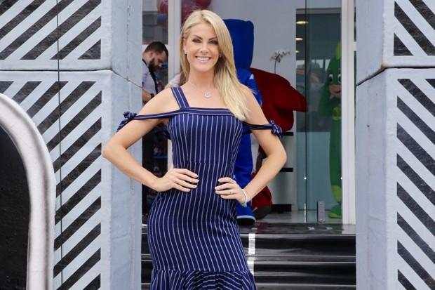Ana Hickmann (Foto: Manuela Scarpa / BrazilNews)