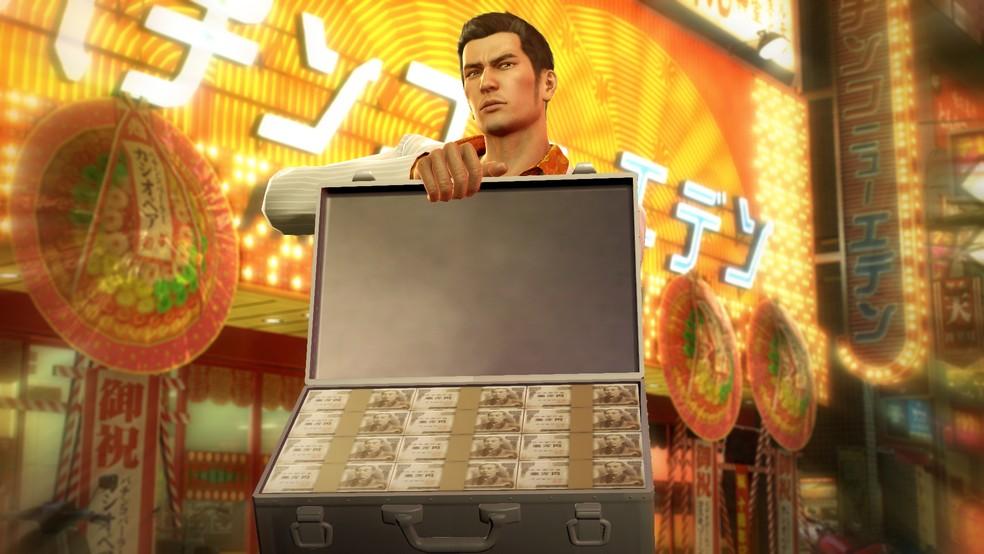 Yakuza 0 mais barato para PS4 — Foto: Divulgação