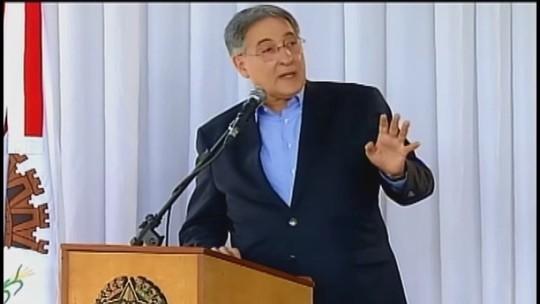 Governador Fernando Pimentel inaugura obra na LMG-733 que liga Pirajuba a Frutal