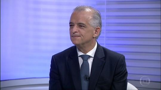 França diz ao SP2 que não é herdeiro político de Alckmin