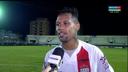 """André Luis comemora gol em vitória importante e garante que sonho do acesso """"não escapou"""""""