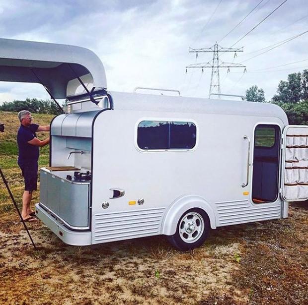 """Modelo """"Basic"""" da Lume Traveler (Foto: Instagram/Reprodução)"""