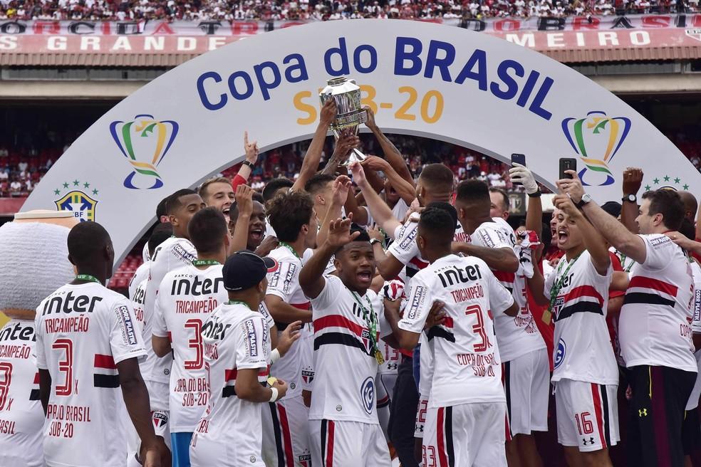 b131748a5548c CBF divulga tabela da Copa do Brasil Sub-20  jogos da 1ª fase no dia ...